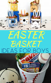 ideas for easter baskets for toddlers easter basket ideas for boys toddlers and up to the best