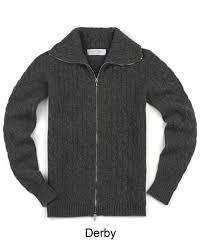 zip up sweater elizabeth turtleneck zip up cable cardigan