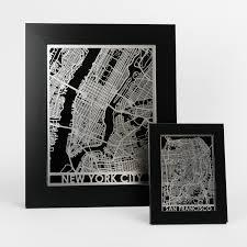 Portland Maps Com by Portland Cut Maps Touch Of Modern