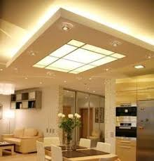 Kitchen Ceiling Light Ideas Mullti Level Ceiling Design With Led Ceiling Lights Ideas
