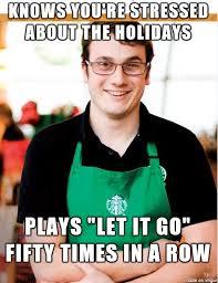Employee Meme - good guy starbucks employee meme on imgur