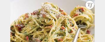 la vraie cuisine italienne recette concours la vrai recette italienne des pates carbonara