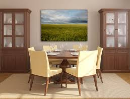 Wall Art For Dining Room Contemporary Ideas For Dining Room Wall Art U2013 Mimiku