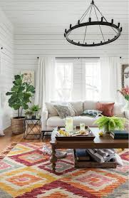 modern farmhouse living room ideas 55 modern farmhouse living room decorating ideas homeastern com