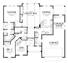 Cabin Blueprints Floor Plans Contemporary Home Floor Plans U2013 Modern House