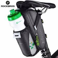 siege vtt a vendre rockbros vélo selle sac avec bouteille d eau poche étanche vtt vélo
