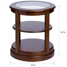 white wood end table sofa tables round white wood end table and iron winsome espresso