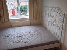 ikea leirvik bed frame susan decoration