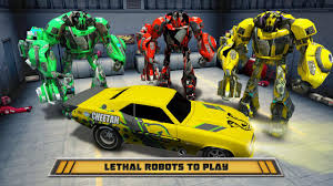 autobots robot car war android apps on play