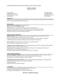 Reentering The Workforce Resume Examples by Examples Of Cover Letters For Resumes For Medical Assistants