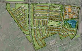 Map Of Loudoun County Va Meadowbrook Farm Van Metre Homes