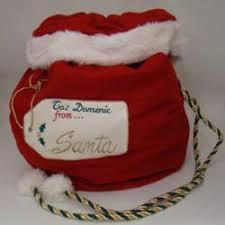 personalized santa sack personalized santa sack findgift