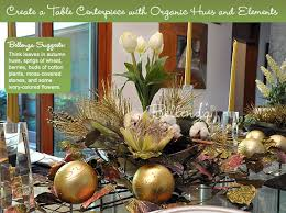Centerpieces Christmas - modern meets organic for a chic christmas wedding table unique