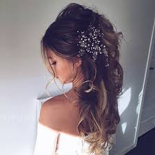 bridal hair 28 trendy wedding hairstyles for chic brides stayglam