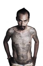sacred ink thailand u0027s magic tattoos the diplomat