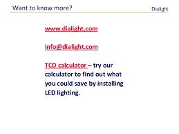 led light energy calculator energy maintenance savings with led lighting