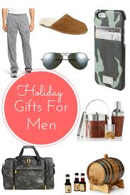 holiday gifts for guys the hard to shop for bachelor or husband