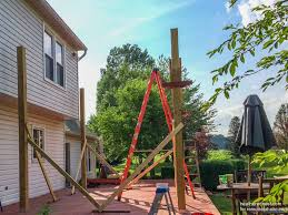 Pergola Post Anchor by Remodelaholic Diy Pergola Tutorial How To Build Your Own