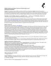 Cover Letter For Scholarship Sample Cover Letter Graduate Program Images Cover Letter Ideas