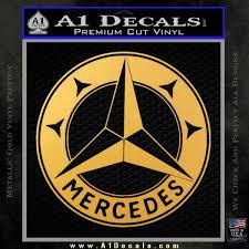 mercedes decal mercedes c3 decal sticker a1 decals
