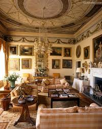 the ceiling of the music room was designed by gabrielli and the