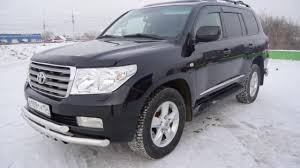 toyota land cruiser 2007 toyota land cruiser 200 v8 4 7 2007 год youtube