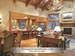 luxury ranch homes video house plans and more youtube