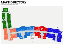 Orlando Premium Outlets Map by 100 Map Of Loudoun County Va Loudoun Tech Center Sterling