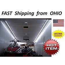 enclosed trailer led lights enclosed trailer lights amazon com