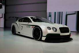 bentley gt3 2013 bentley continental gt3 concept racer video