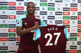 Patrice Meme - west ham news patrice evra thanks hammers for second chance