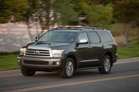 2014 toyota sequoia overview cars com