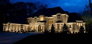 exterior house lights