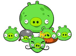 piggy monsters angry birds fanon wiki fandom powered wikia