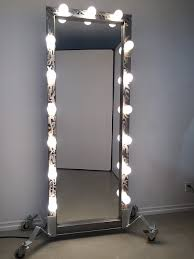 light up full length mirror body mirror with lights around it ashevillehomemarket com