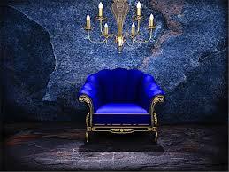 photography backdrop blue chair light brick wall photography backdrop floor photo