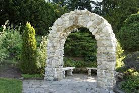 waterfalls garden stone garden arches stone arch garden gate