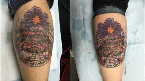 his and hers ghostbusters tattoos and more geeky ink nerdist
