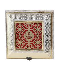 aaina home decor diya and flowers design laser work wooden