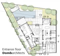 architect plans dg house domb architects architecture architectural drawings