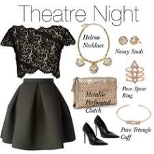 ideas to wear to a broadway show broadway clothes and