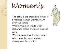 roman clothing by catherine b ppt video online download