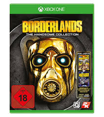 Komplettk He Borderlands The Handsome Collection Xbox One Amazon De Games