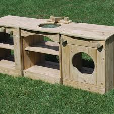 green outdoor play kitchen total fab kids outdoor play kitchens