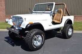 for restoration for sale restored 1986 jeep amc cj7 manual fresh restoration for sale