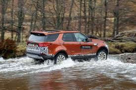 land rover water new land rover discovery 2017 off road review pictures land