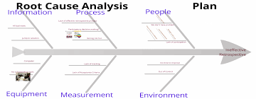 Template For Fishbone Diagram by Agile A Long Road Ahead Officience