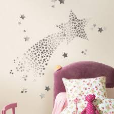 stickers muraux chambre fille ado stickers chambre fille stars hologramme stickers chambre d u0027enfant