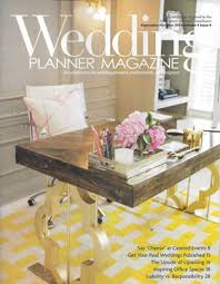 wedding planner magazine wedding planner magazine 2 gail johnson weddings
