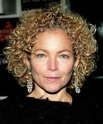 cute natural short curly hairstyles for older women cute women